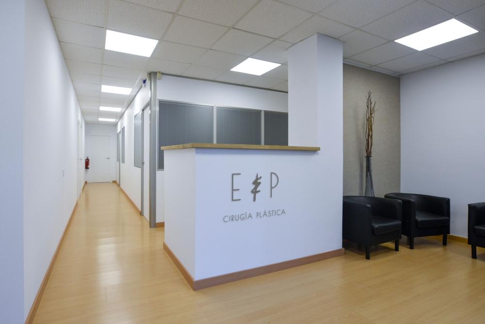 Clínica E&P - Recepción