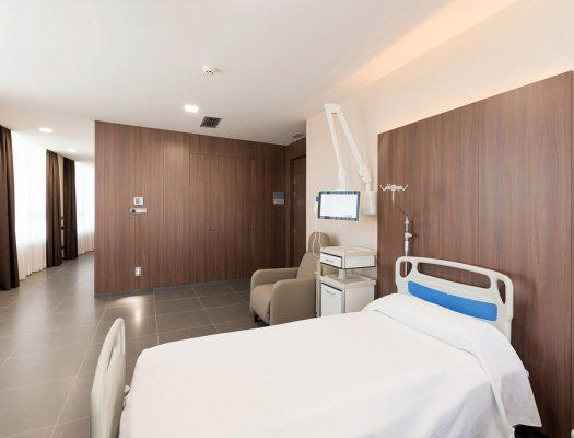 IMED Valencia - Habitación