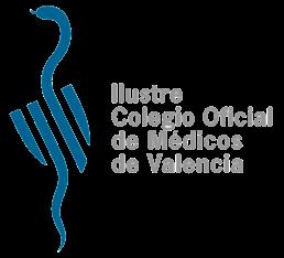 Logo COMV Ilustre Colegio Oficial de Médicos de Valencia